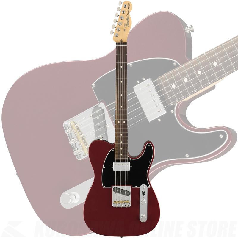Fender American Performer Telecaster with Humbucking, Rosewood Fingerboard, Aubergine(ご予約受付中)
