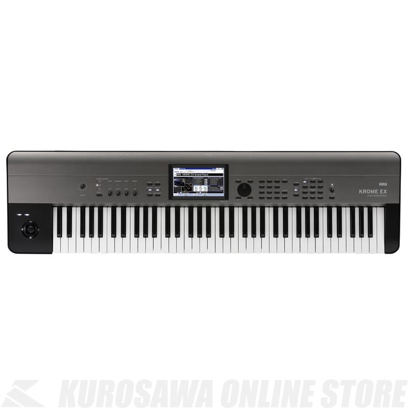 KORG KROME-73 EX《73鍵》【送料無料】《ご予約受付中》