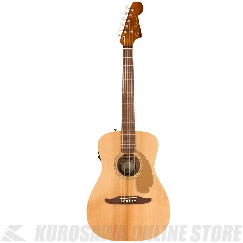 Fender MALIBU PLAYER 【サントアンジェロケーブルプレゼント!】
