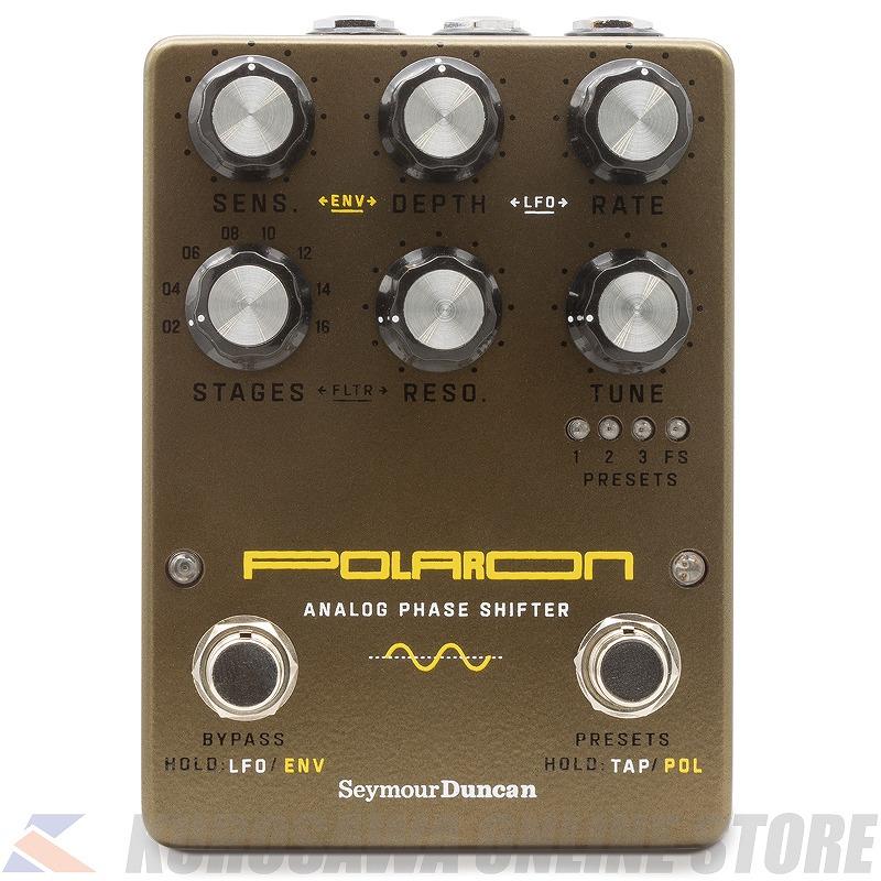 Phase Duncan Seymour Polaron Shifter- -Analog
