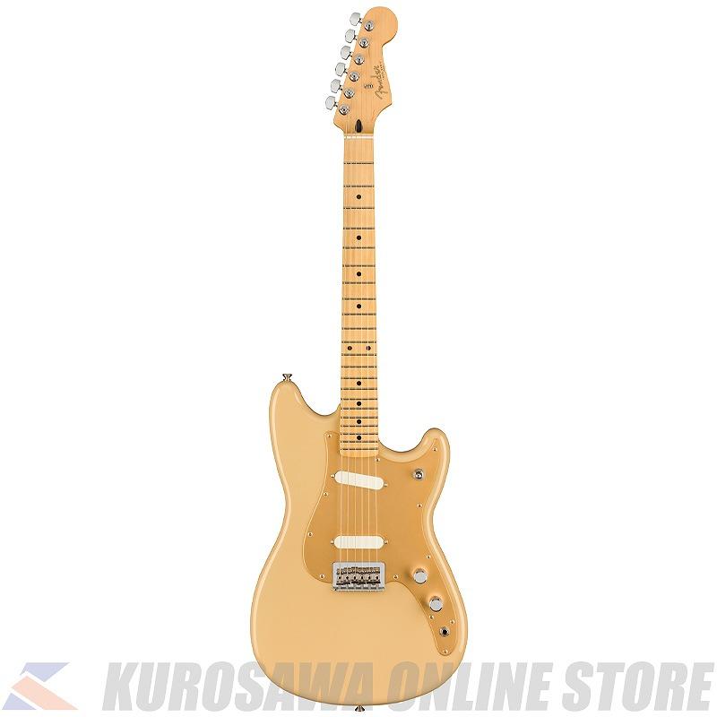 Fender Player Duo Sonic Maple Fingerboard -Desert Sand-