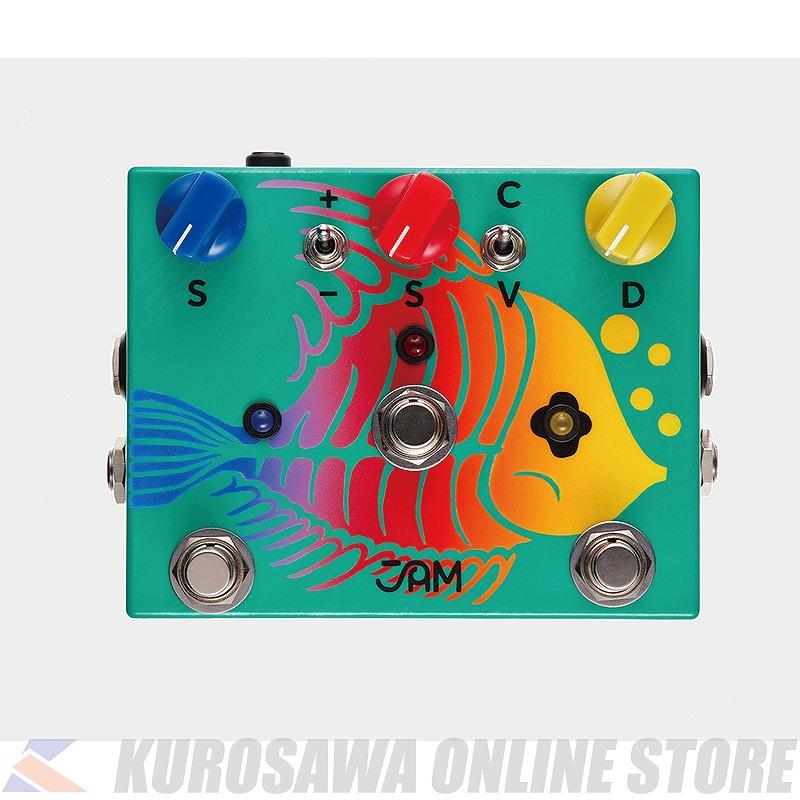 JAM pedals Ripply Fall chorus - vibrato - phaser