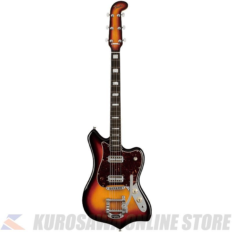 Fender Parallel Universe Volume II Maverick Dorado Ebony Fingerboard -Ultraburst-