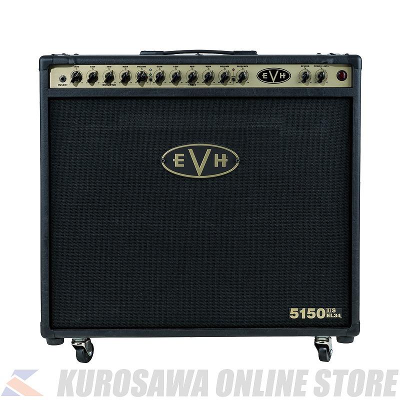 -Black- EL34 2x12 (ご予約受付中) 100V 5150III 50W Combo JPN EVH