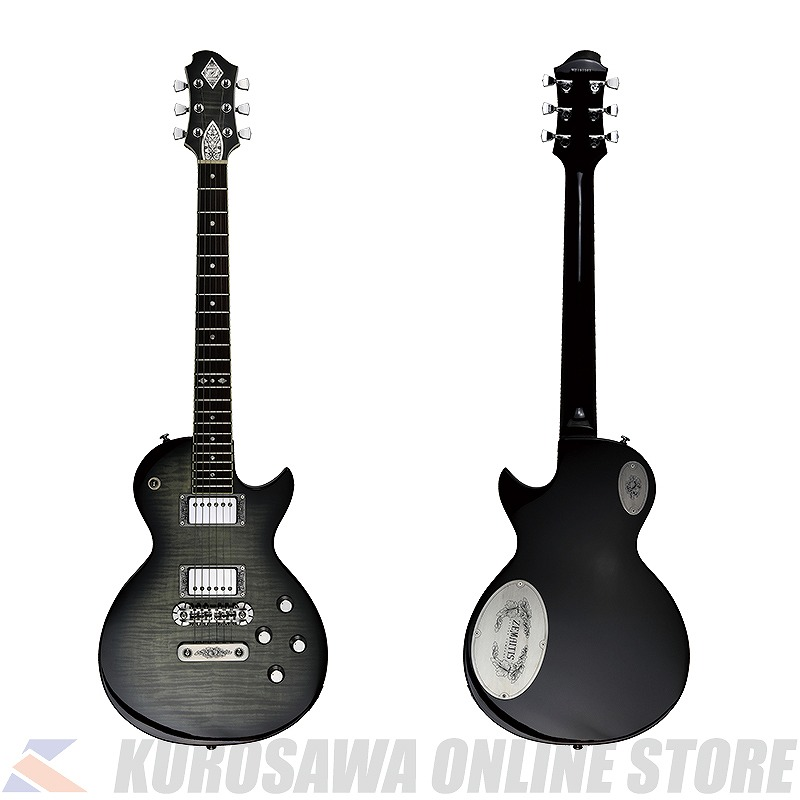 Zemaitis SFW22 CHB -Charcoal Burst- (SUPERIOR)《NAMM2020 MODEL》(ご予約受付中)