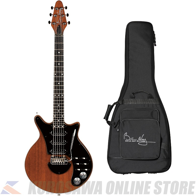 <title>エレキギター 新発売 《ブライアン メイ》 Brian May Guitars Special Natural Queen ブライアン メイ 送料無料 ストラップラバープレゼント</title>
