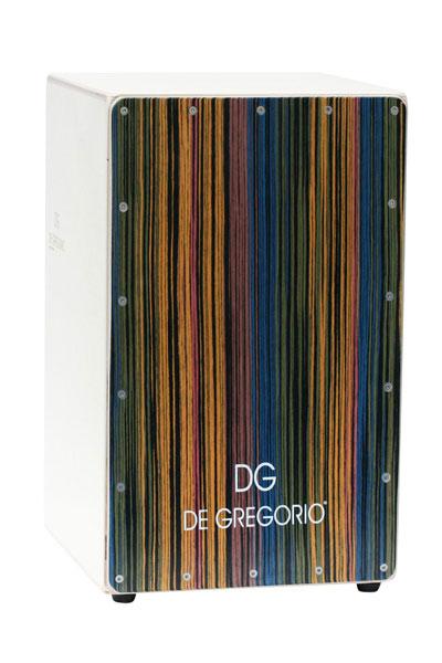 DE GREGORIO(デ・グレゴリオ) / MAESTRAL IRIS -着せ替えカホン - 【送料無料】