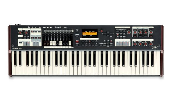 Hammond SK1【専用ソフトケース、MIDIペダルセット】【送料無料】