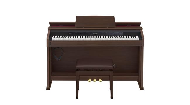 CASIO デジタルピアノ セルヴィアーノ キャビネットタイプ AP-650MBK【送料無料】