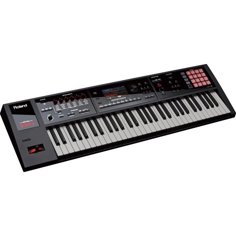 Roland Music Workstation FA-06 《シンセサイザー》【送料無料】