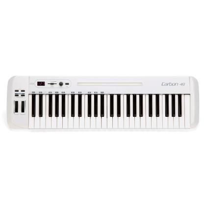 SAMSON Carbon49 《USB MIDI コントロール鍵盤/49鍵》【送料無料】