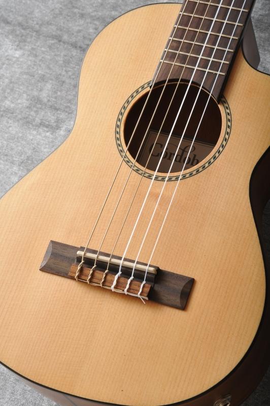 Cordoba Series Miniguitar Guilele CE《クラシックギター》【送料無料】