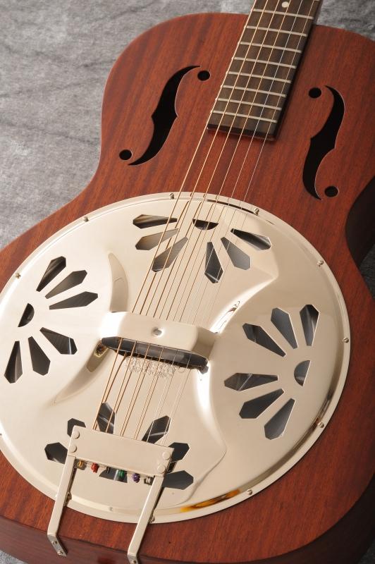 Gretsch G9200 Boxcar Round-Neck Resonator Guitar 《リゾネーターギター》【送料無料】