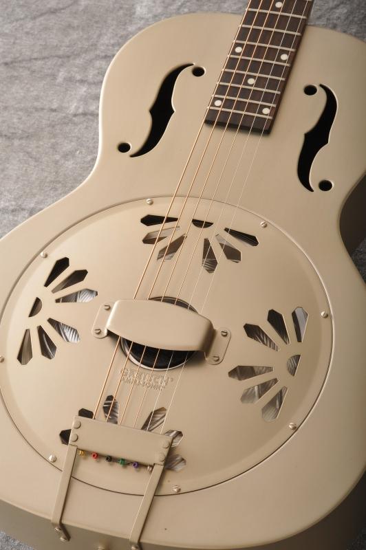 Gretsch G9201 Honey Dipper Round-Neck Resonator Guitar 《リゾネーターギター》【送料無料】