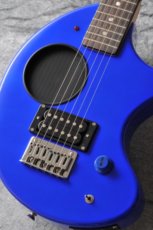 FERNANDES ZO-3 (BLUE)(送料無料)(弦2セットプレゼント)