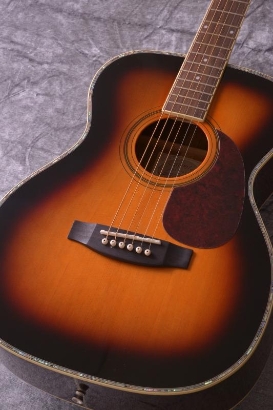 Stafford SF-400F-BS (ブラウンサンバースト)《アコースティックギター》【送料無料】