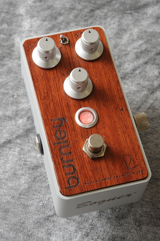 Bogner Neve Pedals BURNLEY RUPERT NEVE DESIGNS DISTORTION (Wood)《エフェクター/ディストーション》【送料無料】