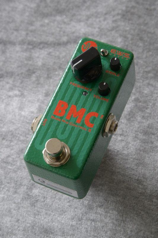 E.W.S BMC2 Bass Mid Control 2 《エフェクター/ベース用ミッドコントローラー》【送料無料】