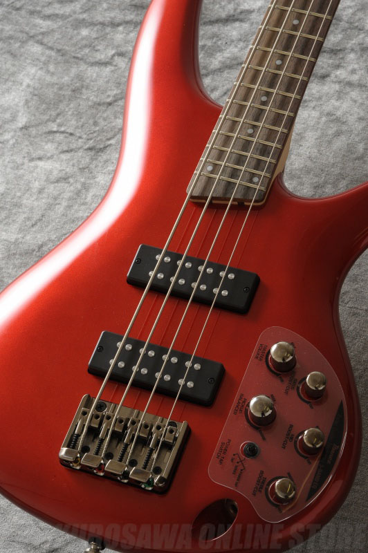 Ibanez SR Series SR300E-CA (Candy Apple) (ベース)[SR300E-CA](送料無料)