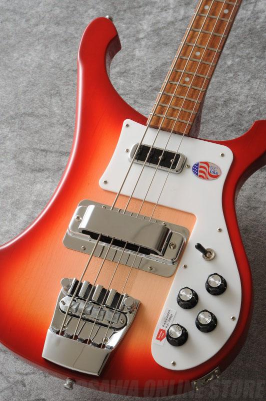 Rickenbacker Model 4003S (Fireglo)《ベース》【送料無料】(ご予約受付中)