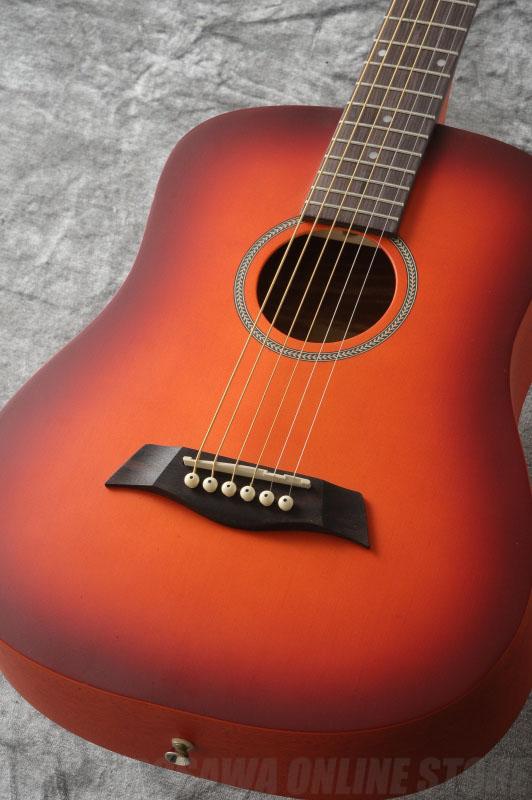 S.Yairi YM-02/CS (Cherry Sunburst)《コンパクト・アコースティックギター》【送料無料】