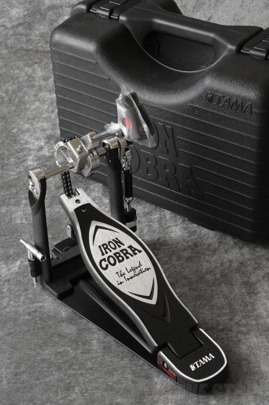 TAMA Iron Cobra 900 DRUM PEDALS HP900RN 《ドラムペダル/シングルペダル》【送料無料】
