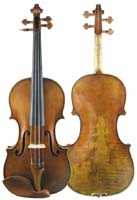 Hengsheng ヘンシェン HV-GU20 series-20 Antique Series Guarneri Replica Violin【smtb-u】 【送料無料】