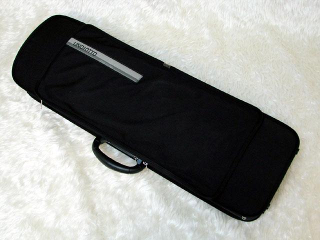 Riboni Unoeotto バイオリンケース Type2 smtb-u ブラック 使い勝手の良い ご予約受付中 買い取り