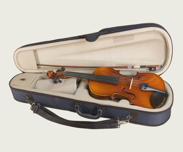 SUZUKI アウトフィットバイオリン No.210 【分数サイズあり】【送料無料】【ご予約受付中】