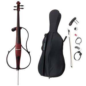 YAMAHA Silent Cello SVC110s (BR)《サイレントチェロ》【送料無料】(ご予約受付中)