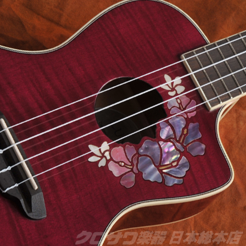 Luna Guitars ギターズ ルナ ギターズ Luna UKE FLORAL コンサート【送料無料】(入荷しました ルナ!), 宮城県:52dcbc25 --- sunward.msk.ru