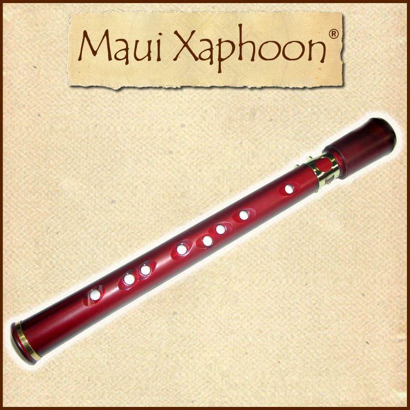 Xaphoon PocketSAX (Red)《ポケットサックス》【送料無料】【正規輸入品】【ご予約受付中】