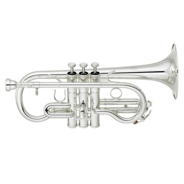 YAMAHA ヤマハ YCR-8620 (クリアラッカー仕上げ仕様)(E♭管コルネット)(受注生産品)(送料無料)(譜面台プレゼント)