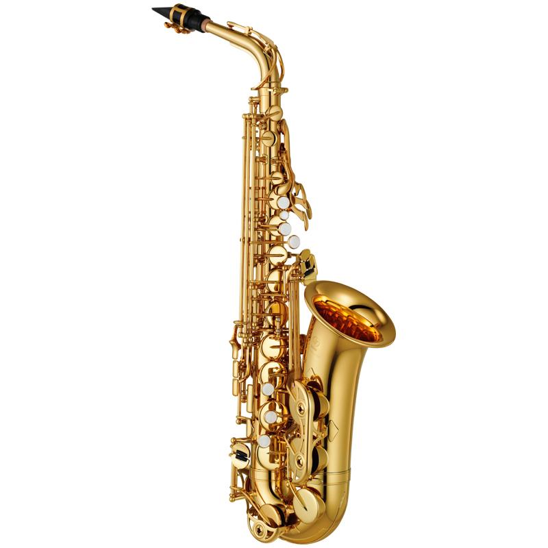 YAMAHA YAS-380, Alto Saxophone.