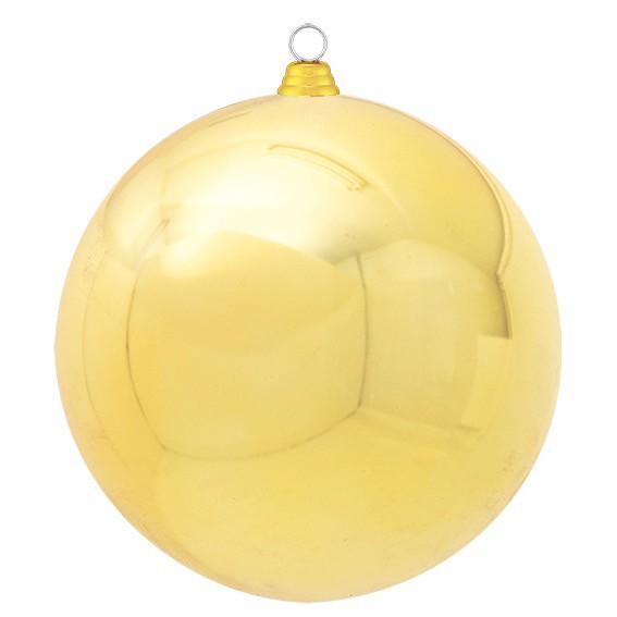300mmメタリックボール ゴールド(1ケ/パック) 装飾 デコレーション クリスマス Xmas[A-B]