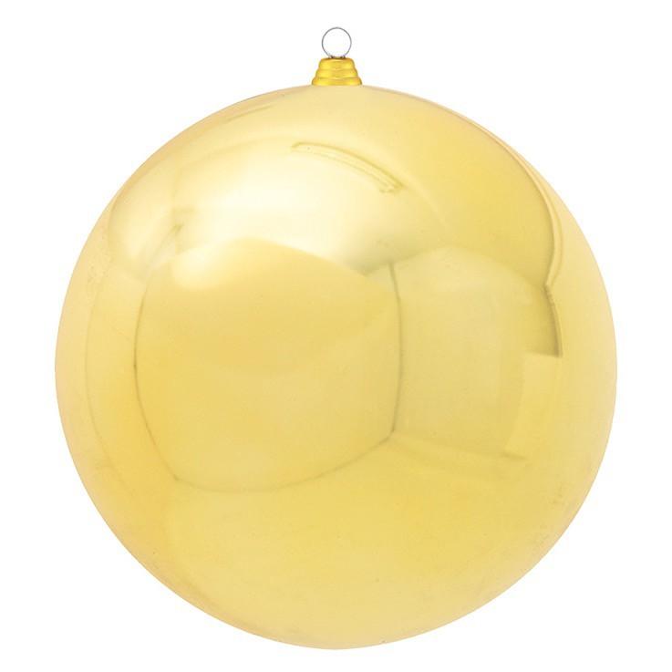 400mmメタリックボール ゴールド(1ケ/パック) 装飾 デコレーション クリスマス Xmas[A-B]
