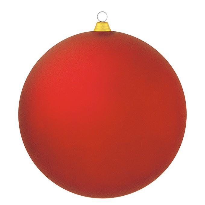 350mmフロストボール(1ケ/パック) 装飾 デコレーション クリスマス Xmas[A-B]