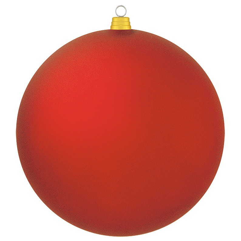 500mmフロストボール(1ケ/パック) 装飾 デコレーション クリスマス Xmas[A-B]