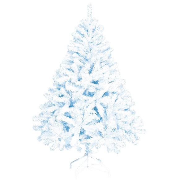 クリスマスツリー 150cmホワイトパインツリー(HINGE) [A-B]