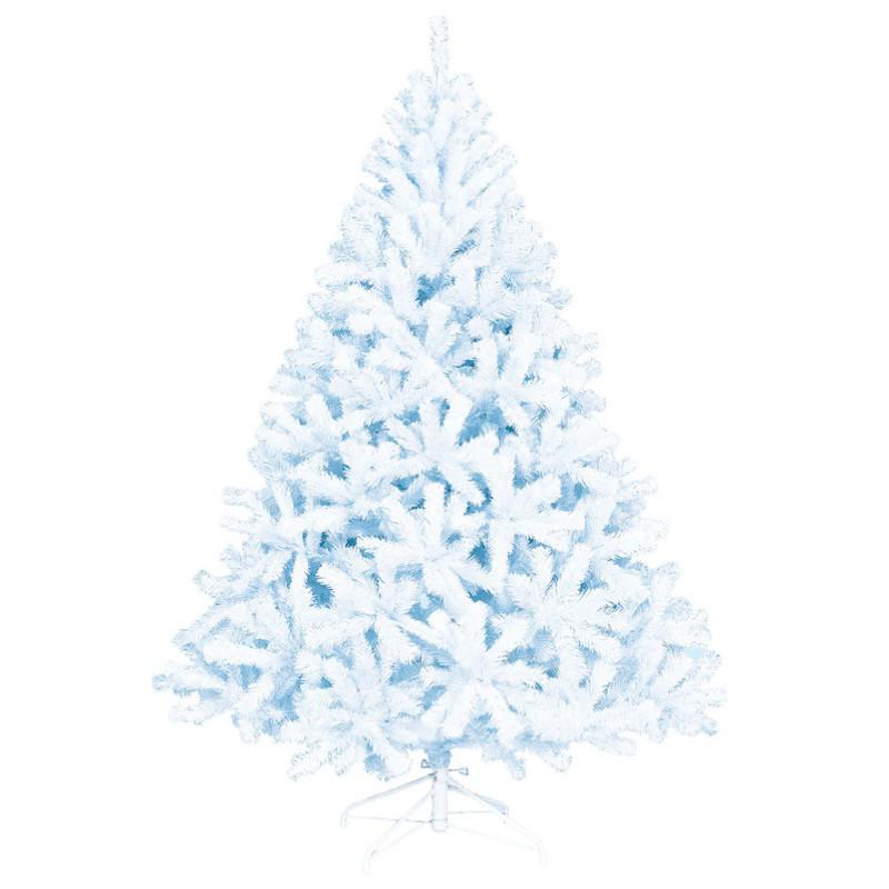 クリスマスツリー 210cmホワイトパインツリー(HINGE) [A-B]