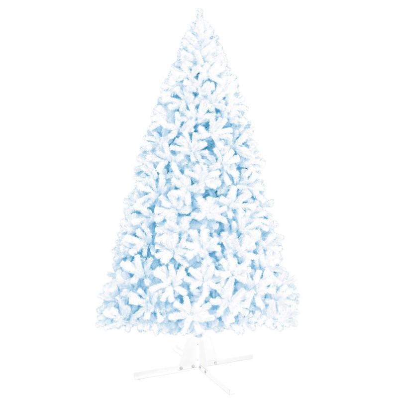 クリスマスツリー 360cmホワイトパインツリー(4分割 1セット=2カートン) [A-B]
