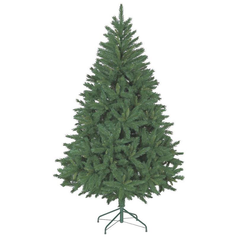 クリスマスツリー 210cmミックスパインツリー(FOLD) [A-B]