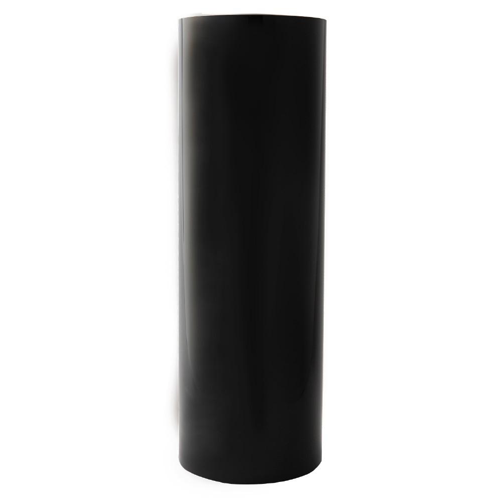 ポリカーボネート 花器 花瓶 PVシリンダー H60 BK(ブラック) φ20×H60cm 容器 プラスチック 透明 割れにくい ガラスのような 安全 耐衝撃 丈夫