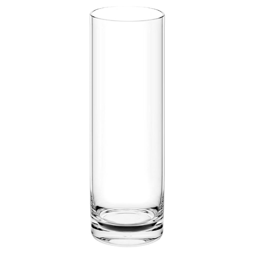ポリカーボネート 花器 花瓶 PVシリンダー H50 φ15×H51.5cm 容器 プラスチック 透明 割れにくい ガラスのような 安全 耐衝撃 丈夫