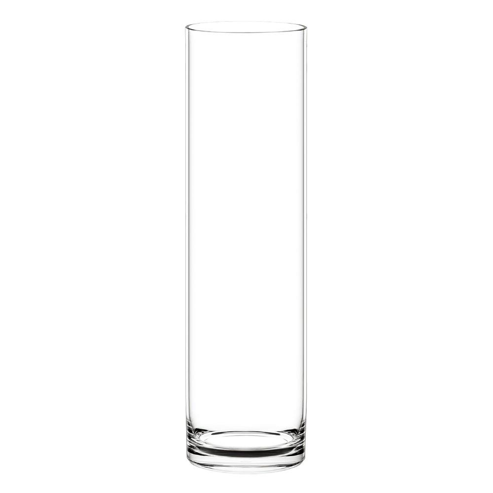 ポリカーボネート 花器 花瓶 PVシリンダー H60 φ15×H60cm 容器 プラスチック 透明 割れにくい ガラスのような 安全 耐衝撃 丈夫
