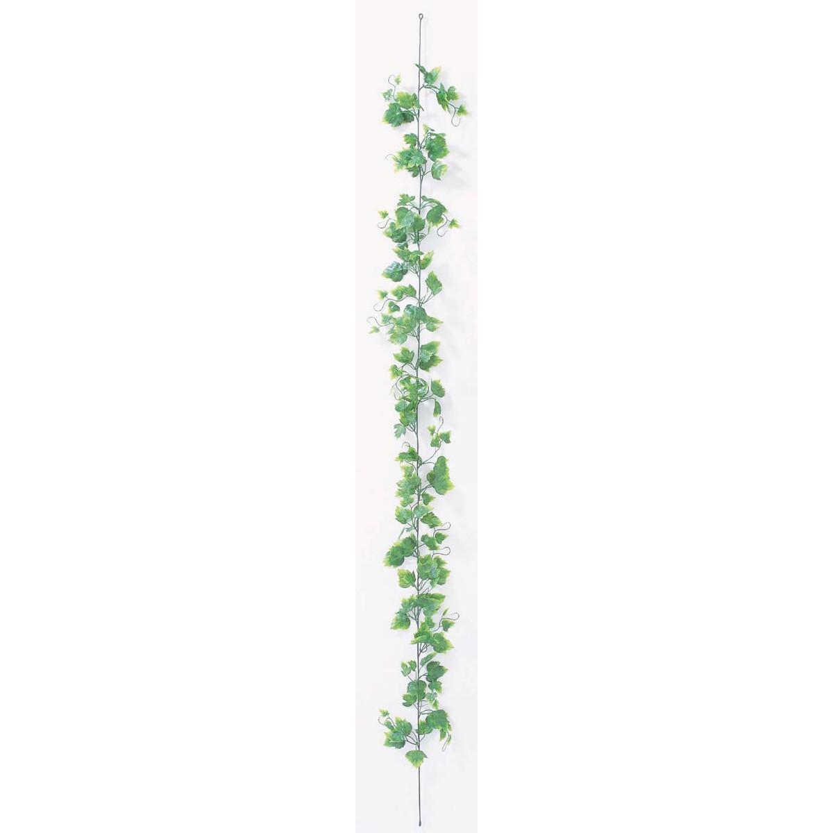 オフィス 消臭 抗菌 おすすめ おしゃれ 癒しのグリーンでいつでも空気すっきり 観葉植物 造花 屋外対応 175cm 至高 CT触媒 光触媒 グレープガーランド インテリア 大決算セール G-L フェイクグリーン 人工観葉植物