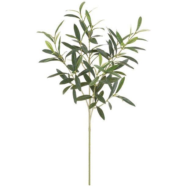 オフィス 消臭 送料無料カード決済可能 抗菌 おすすめ おしゃれ 癒しのグリーンでいつでも空気すっきり 人工観葉植物 オリーブスプレイ 観葉植物 CT触媒 光触媒 52cm G-L インテリア フェイクグリーン 信託 造花