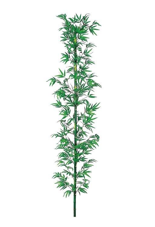 【フェイクグリーン 大型】タケツリー 270cm【観葉植物 造花 人工観葉植物 CT触媒/光触媒 フェイクグリーン】[D-F]