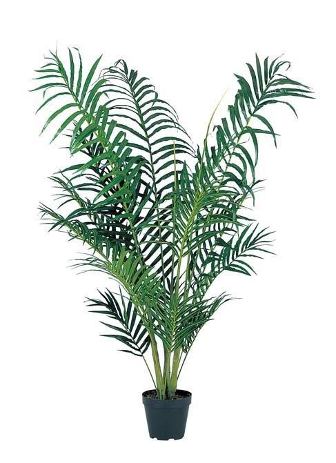パームツリー 120cm【観葉植物 造花 フェイクグリーン 大型 CT触媒/光触媒】[D-F]
