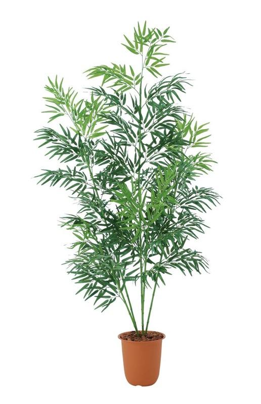【フェイクグリーン 大型】タケツリー 240cm(5/1445)【観葉植物 造花 人工観葉植物 CT触媒/光触媒 フェイク グリーン】[D-F]